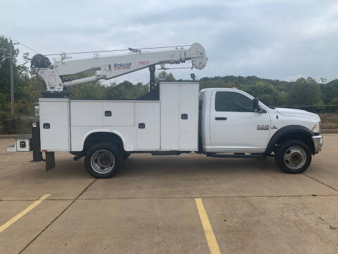 2016 RAM Ram Chassis 5500 for sale at MotoMafia in Imperial MO