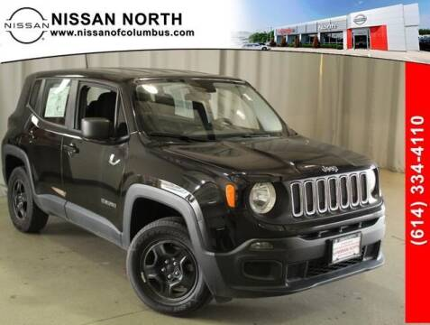 2016 Jeep Renegade for sale at Auto Center of Columbus in Columbus OH