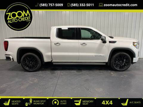2019 GMC Sierra 1500 for sale at ZoomAutoCredit.com in Elba NY