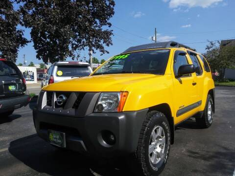 2005 Nissan Xterra for sale at Oak Hill Auto Sales of Wooster, LLC in Wooster OH