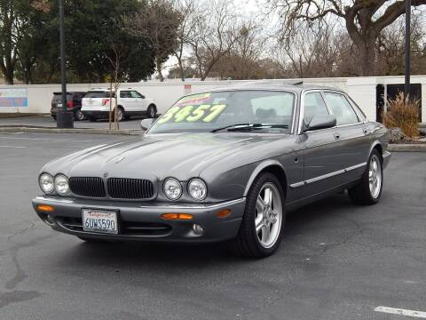2002 Jaguar XJ-Series for sale at Gilroy Motorsports in Gilroy CA