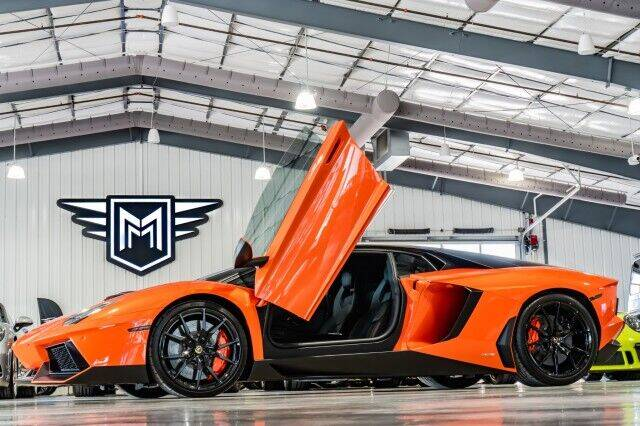 2013 Lamborghini Aventador for sale in Boerne, TX