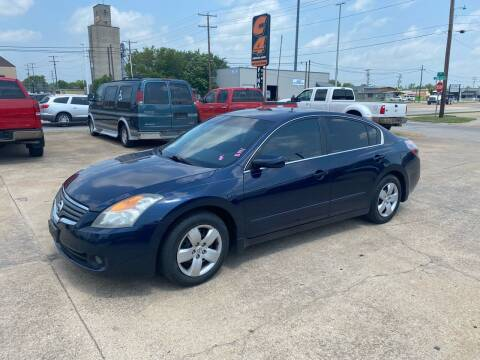 2008 Nissan Altima for sale at C4 AUTO GROUP in Claremore OK