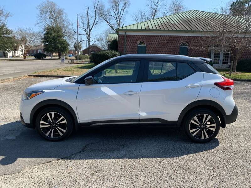 2019 Nissan Kicks for sale at Auddie Brown Auto Sales in Kingstree SC