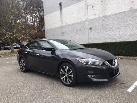 2016 Nissan Maxima for sale at Select Auto in Smithtown NY