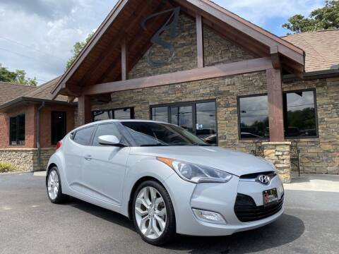 2013 Hyundai Veloster for sale at Auto Solutions in Maryville TN