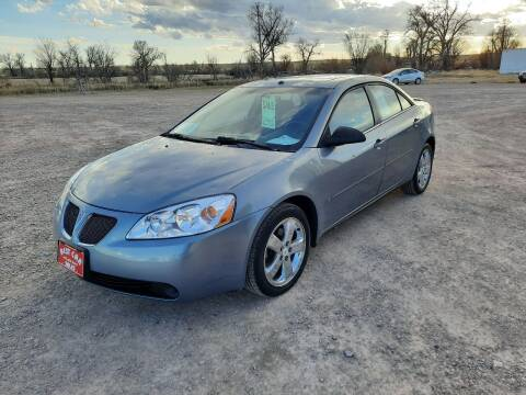 2007 Pontiac G6 for sale at Best Car Sales in Rapid City SD