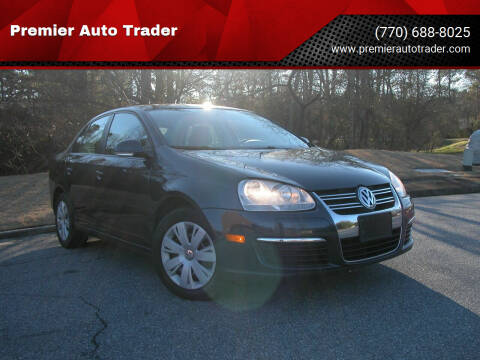 2010 Volkswagen Jetta for sale at Premier Auto Trader in Alpharetta GA