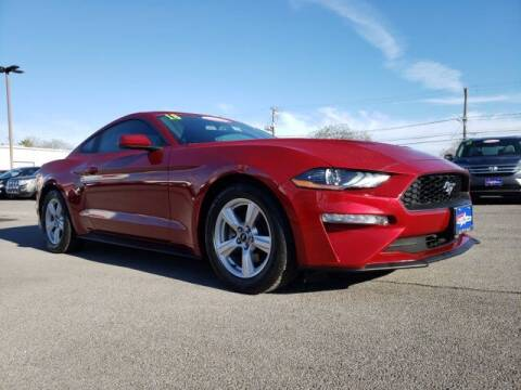 2018 Ford Mustang for sale at All Star Mitsubishi in Corpus Christi TX