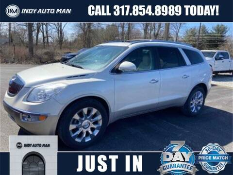 2012 Buick Enclave for sale at INDY AUTO MAN in Indianapolis IN