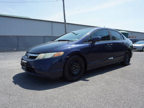 2006 Honda Civic for sale at CHAPARRAL USED CARS in Piney Flats TN