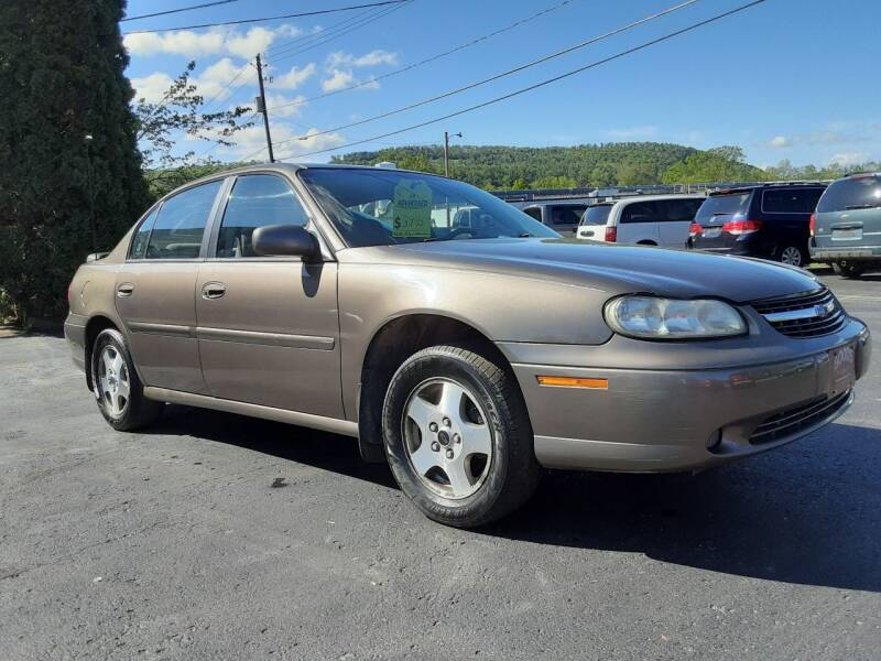 2002 Chevrolet Malibu for sale in Northumberland, PA