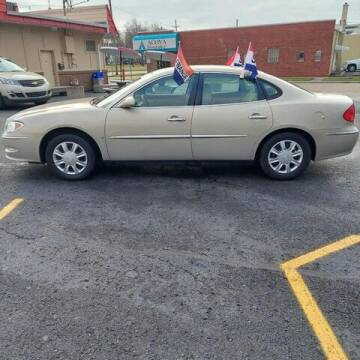 2008 Buick LaCrosse for sale at Jack's Automotive Sales in Lincoln Park MI