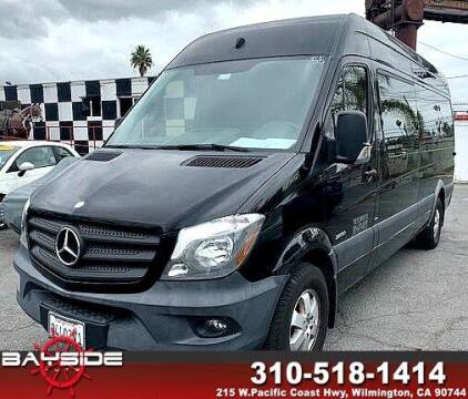 2015 Mercedes-Benz Sprinter Passenger for sale at BaySide Auto in Wilmington CA