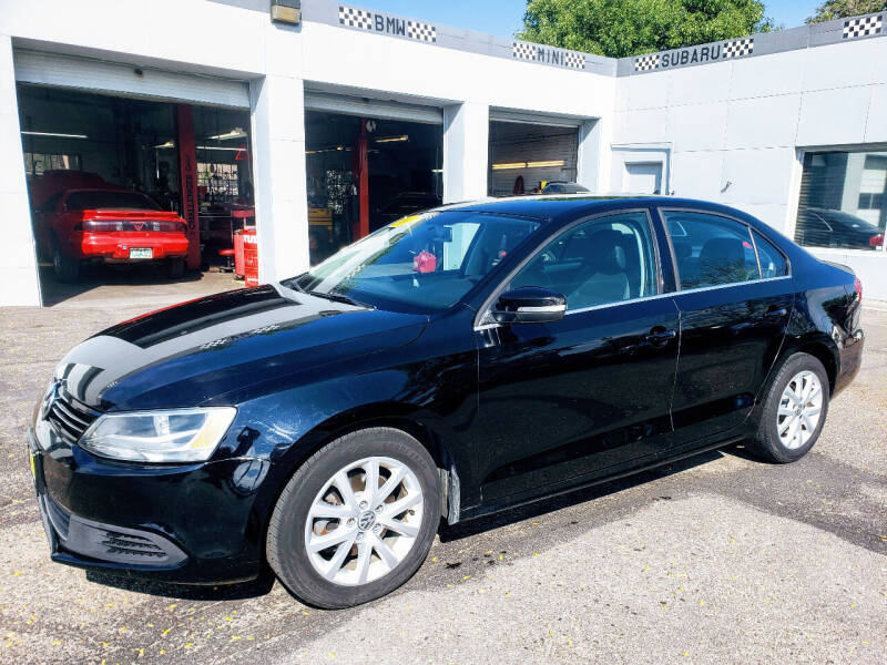 2013 Volkswagen Jetta for sale at J & M PRECISION AUTOMOTIVE, INC in Fort Collins CO