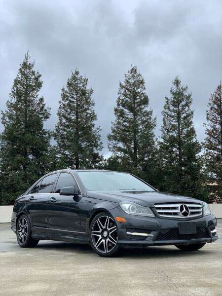 2013 Mercedes-Benz C-Class for sale at BSL Bay Sport & Luxury in Redwood City CA