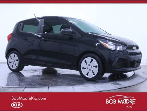 2018 Chevrolet Spark for sale at Bob Moore Kia in Oklahoma City OK