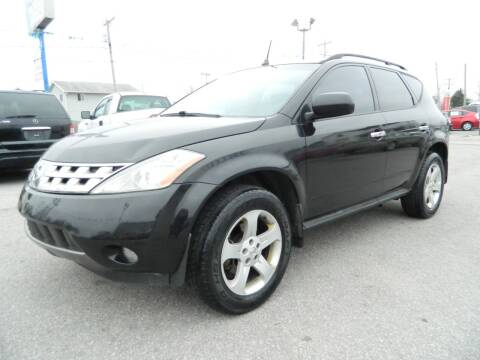 2005 Nissan Murano for sale at Auto House Of Fort Wayne in Fort Wayne IN
