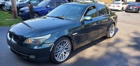2008 BMW 5 Series for sale at GEORGIA AUTO DEALER, LLC in Buford GA