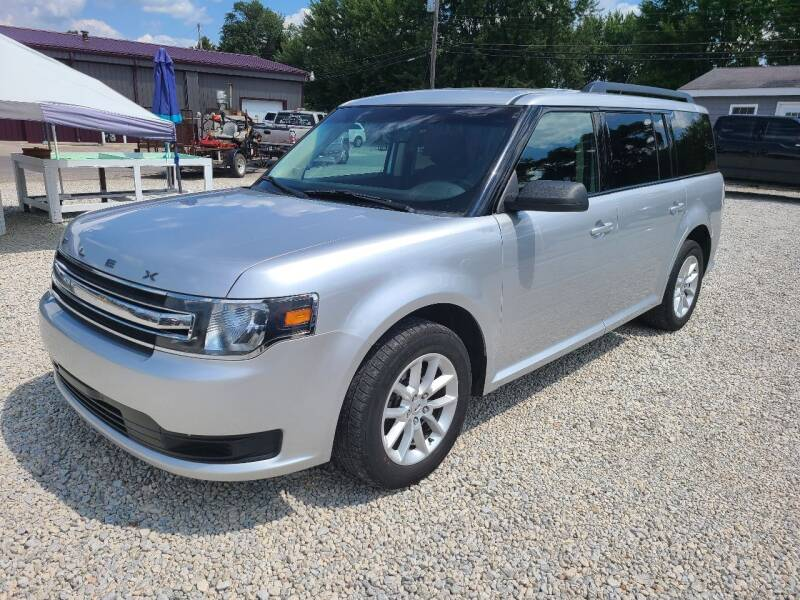 2014 Ford Flex for sale at Davidson Auto Deals in Syracuse IN