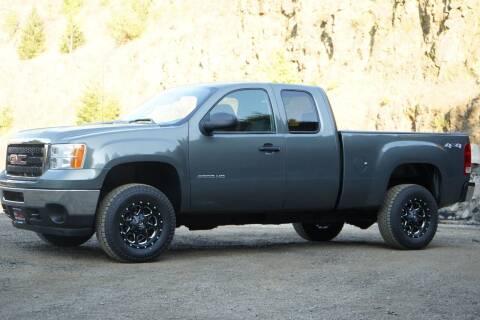 2011 GMC Sierra 2500HD for sale at Beaverton Auto Wholesale LLC in Hillsboro OR