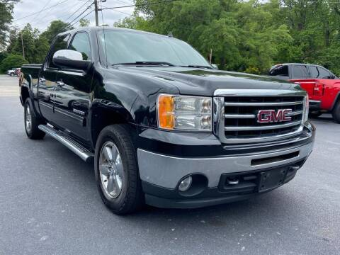 2012 GMC Sierra 1500 for sale at Luxury Auto Innovations in Flowery Branch GA