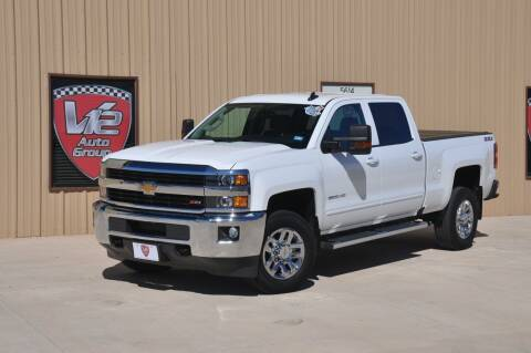 2016 Chevrolet Silverado 2500HD for sale at V12 Auto Group in Lubbock TX