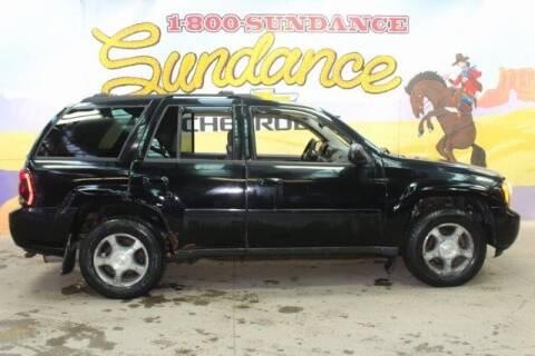 2008 Chevrolet TrailBlazer for sale at Sundance Chevrolet in Grand Ledge MI