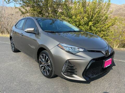2019 Toyota Corolla for sale at Clarkston Auto Sales in Clarkston WA