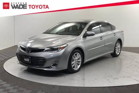 2015 Toyota Avalon for sale at Stephen Wade Pre-Owned Supercenter in Saint George UT