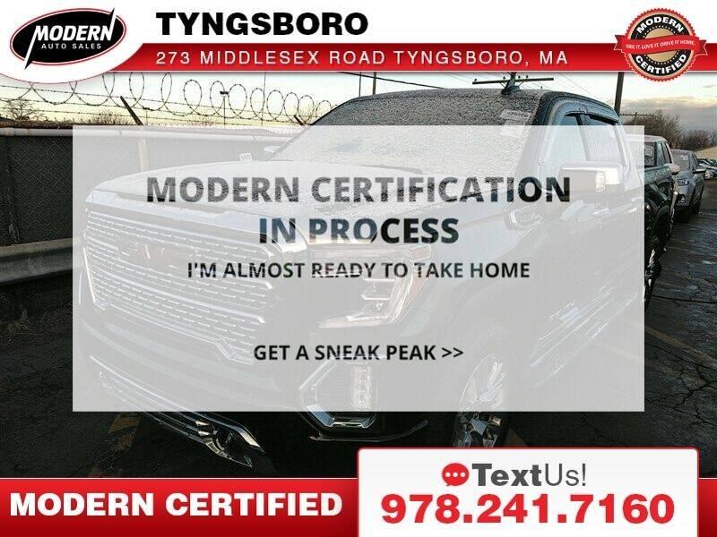 2019 GMC Sierra 1500 for sale at Modern Auto Sales in Tyngsboro MA