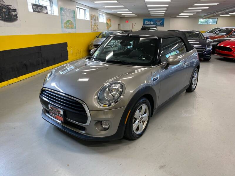 2018 MINI Convertible for sale at Newton Automotive and Sales in Newton MA