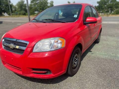 2010 Chevrolet Aveo for sale at South Tacoma Motors Inc in Tacoma WA