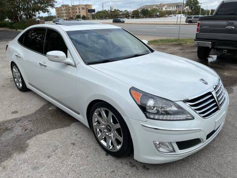 2012 Hyundai Equus for sale at Austin Direct Auto Sales in Austin TX