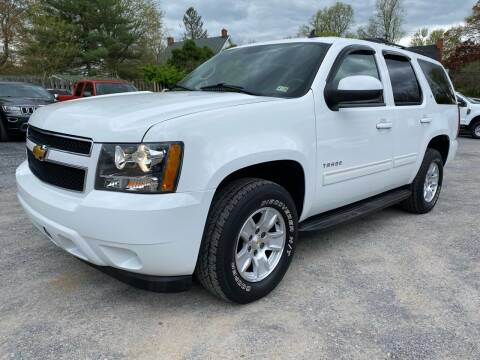 2010 Chevrolet Tahoe for sale at SETTLE'S CARS & TRUCKS in Flint Hill VA