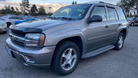 2008 Chevrolet TrailBlazer for sale at Universal Auto Inc in Salem OR