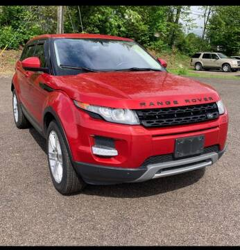 2015 Land Rover Range Rover Evoque for sale at Davidson Auto Deals in Syracuse IN