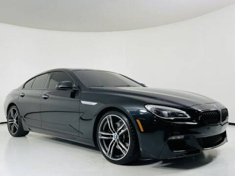 2018 BMW 6 Series for sale at Luxury Auto Collection in Scottsdale AZ