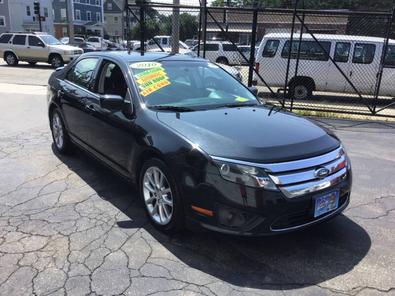 2010 Ford Fusion for sale at Adams Street Motor Company LLC in Boston MA