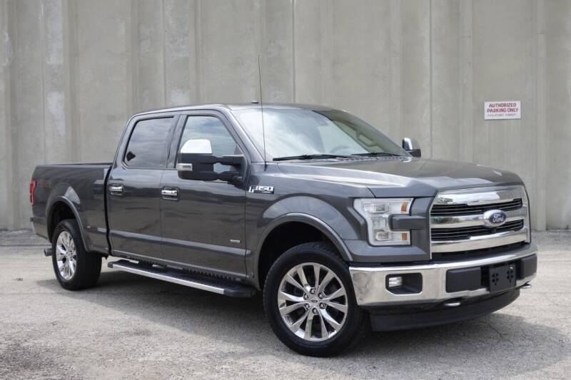 2017 Ford F-150 for sale at Albo Auto in Palatine IL