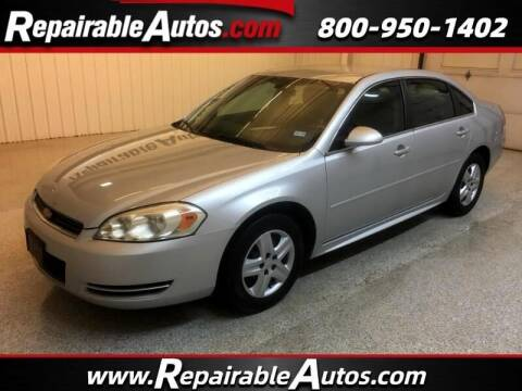 2010 Chevrolet Impala for sale at Ken's Auto in Strasburg ND