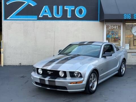 2005 Ford Mustang for sale at Z Auto in Sacramento CA
