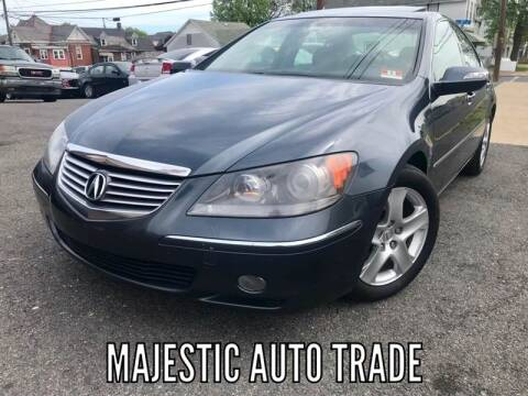 2008 Acura RL for sale at Majestic Auto Trade in Easton PA