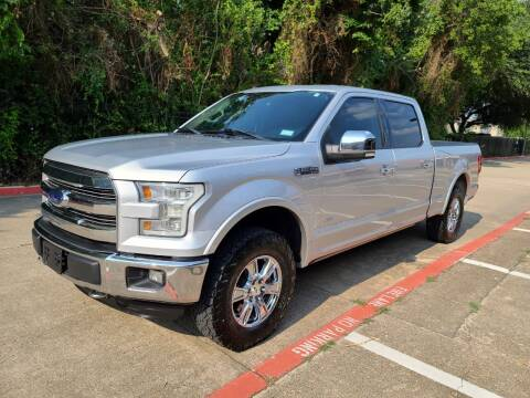 2016 Ford F-150 for sale at DFW Autohaus in Dallas TX