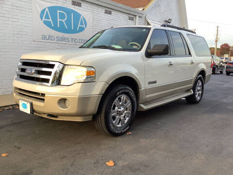 2008 Ford Expedition EL for sale at ARIA  AUTO  SALES in Raleigh NC