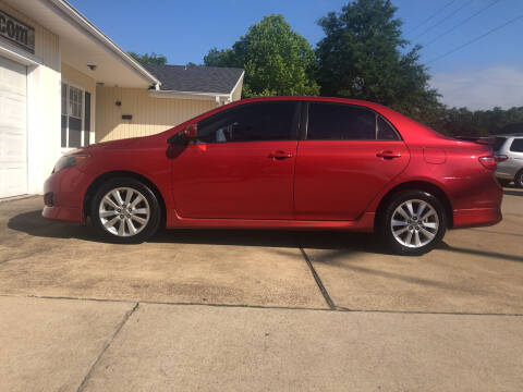 2009 Toyota Corolla for sale at H3 Auto Group in Huntsville TX