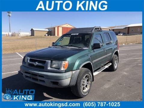2001 Nissan Xterra for sale at Auto King in Rapid City SD