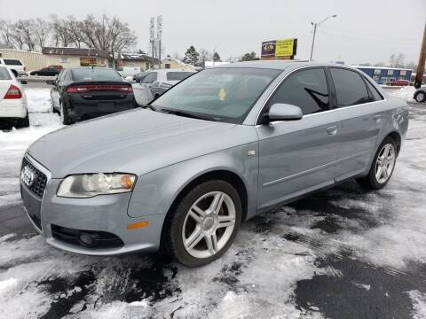 2008 Audi A4 for sale at Nonstop Motors in Indianapolis IN