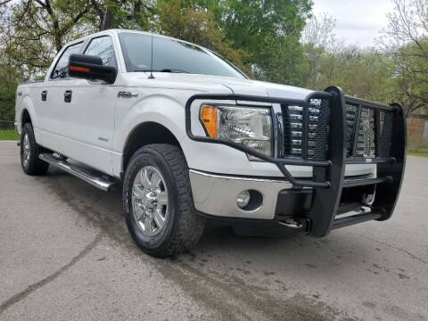 2011 Ford F-150 for sale at Thornhill Motor Company in Lake Worth TX