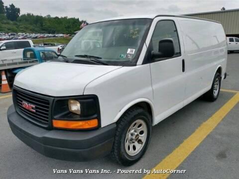 2009 GMC Savana Cargo for sale at Vans Vans Vans INC in Blauvelt NY